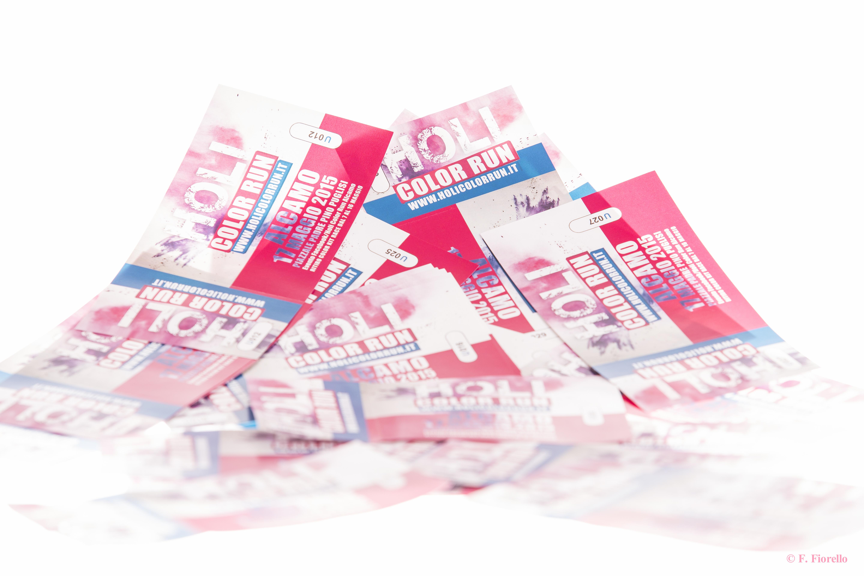 Biglietti Holi Color Run Alcamo