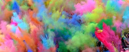 Il 15 maggio torna ad Alcamo l'Holi One Big Color – Festival del colore