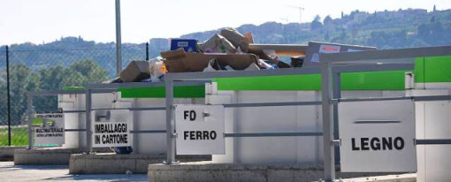 Un altro successo dell'Ex Amministrazione Ferrara. Notificato il finanziamento del Centro Comunale Raccolta